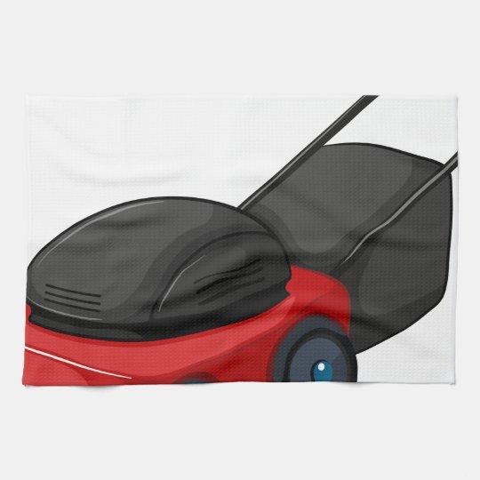 lawnmower hand towel