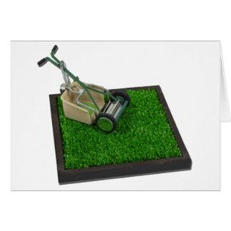 LawnmowerOnTheGrass100711 Card