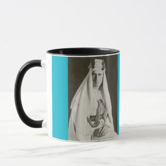Lawrence of Arabia Portrait Mug
