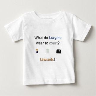 Lawsuits Joke Baby T-Shirt