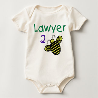 Lawyer 2 Bee Baby Bodysuit