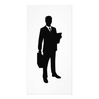 Lawyer attorney custom photo card