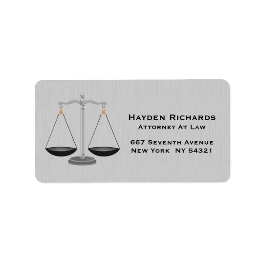 Lawyer Attorney Justice Scales