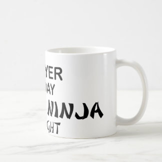 Lawyer Deadly Ninja by Night Coffee Mug