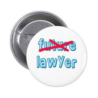 Lawyer Graduation Products Buttons
