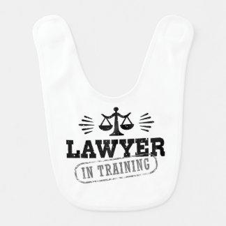 Lawyer In Training Bibs