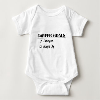 Lawyer Ninja Career Goals Tee Shirts