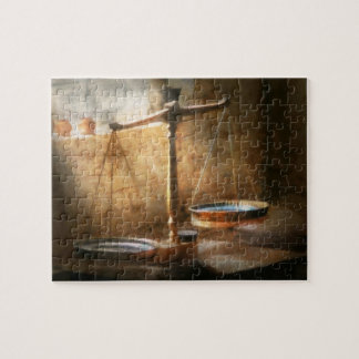 Lawyer - Scale - Balanced law Jigsaw Puzzle