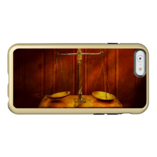 Lawyer - Unbalanced scale of justice Incipio Feather® Shine iPhone 6 Case