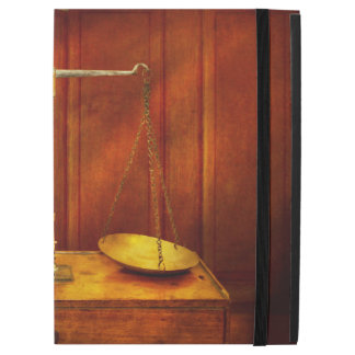 """Lawyer - Unbalanced scale of justice iPad Pro 12.9"""" Case"""
