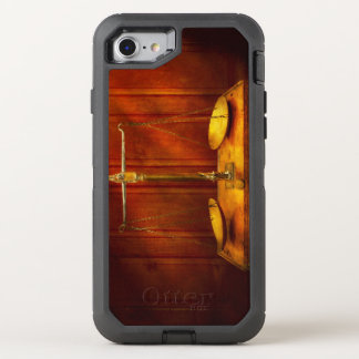 Lawyer - Unbalanced scale of justice OtterBox Defender iPhone 8/7 Case