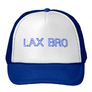 LAX BRO MESH HATS