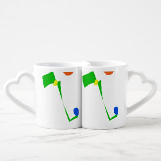 Lax Coffee Mug Set
