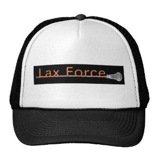 Lax Force Mesh Hats