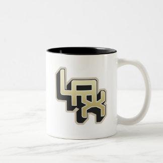 Lax Fusion Two-Tone Coffee Mug