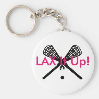 LAX It Up! Keychain