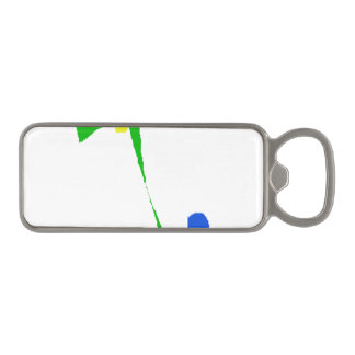 Lax Magnetic Bottle Opener