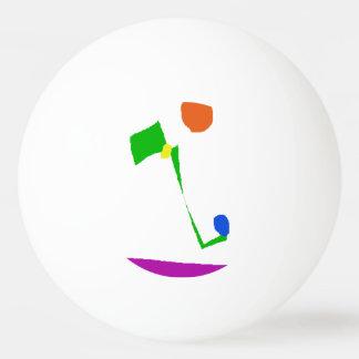 Lax Ping Pong Ball