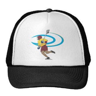 LAX Player Hat