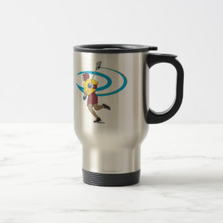 LAX Player Travel Mug