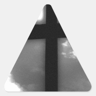 Lay it Down Triangle Sticker