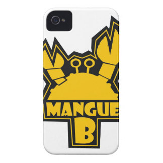 Layer Blackberry Bold Fen B iPhone 4 Cover