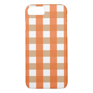 Layer chess orange/orange Chess marries Iphone7/8 iPhone 8/7 Case