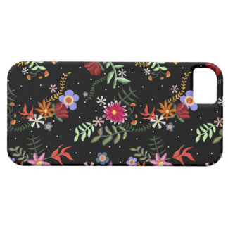 Layer for cellular Folk Embroidering iPhone 5 Cover