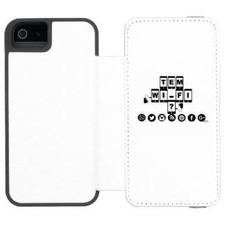 Layer for Cellular Incipio Watson™ iPhone 5 Wallet Case