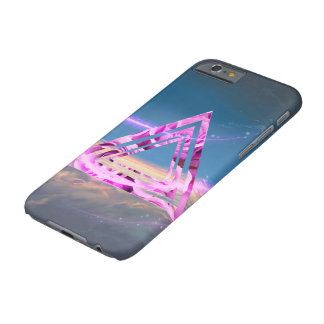 Layer for cellular, Triangle of roses Barely There iPhone 6 Case