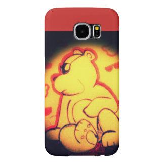 layer for galaxy S6 subject bear Samsung Galaxy S6 Case