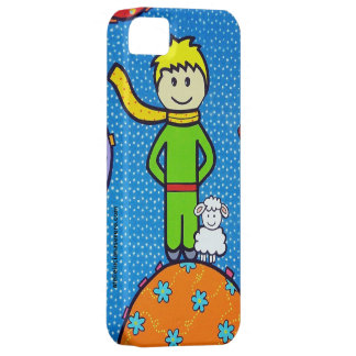 Layer for Iphone5 Small Prince iPhone 5 Case