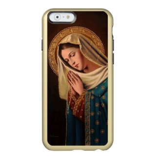 """Layer for iPhone 6/6s """"Ours Lady """" Incipio Feather® Shine iPhone 6 Case"""