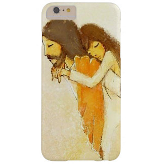 "Layer for iPhone 6 Plus ""Jesus "" Barely There iPhone 6 Plus Case"