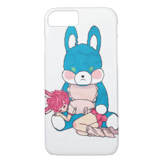 Layer for Iphone 7 Bear&Boy Case-Mate iPhone Case