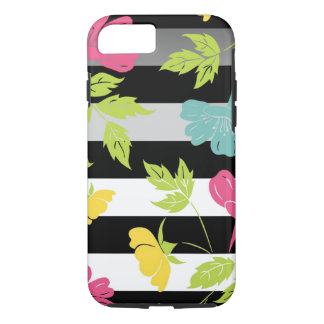 "Layer for iPhone 7 ""colorful Leaves "" iPhone 8/7 Case"