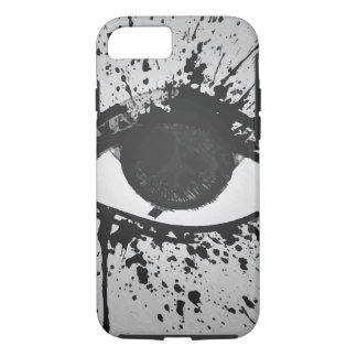 "Layer For iPhone 8/7 - ""Inkeaceye "" iPhone 8/7 Case"