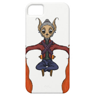 Layer for Iphone Mouse Monk iPhone 5 Cover