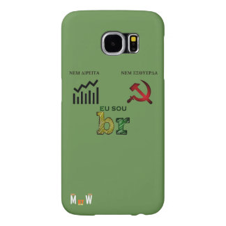 Layer for Smartphone MbyW Samsung Galaxy S6 Cases
