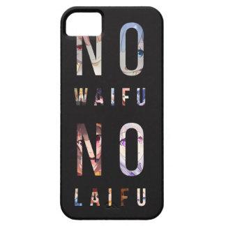 Layer - In the Waifu In the Laifu (Black) iPhone 5 Cover