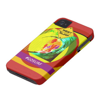 Layer iPhone 4 Go Surf iPhone 4 Case