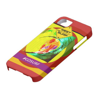 Layer iPhone 5 Go Surf Case For The iPhone 5