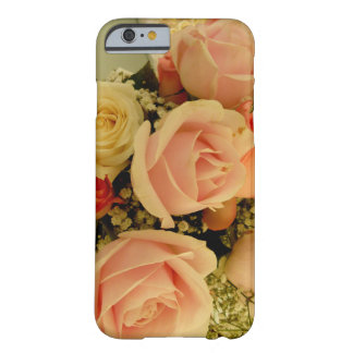 Layer iPhone 6/6s floral style roses Barely There iPhone 6 Case