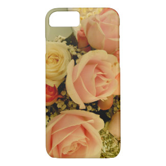 Layer iPhone 7 floral style roses iPhone 8/7 Case