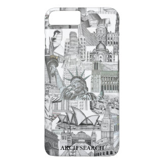 Layer iPhone 7 Mural Plus Arch Search iPhone 8 Plus/7 Plus Case