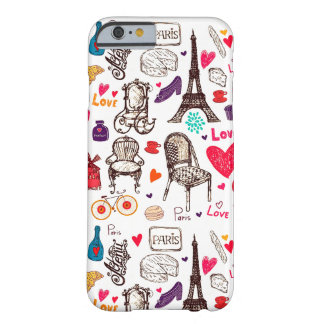 Layer Iphone Vida of the dreams in Paris Barely There iPhone 6 Case