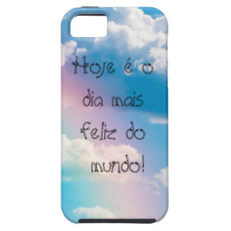 Layer of cellular Iphone5 5s Sky with rainbow iPhone 5 Cases