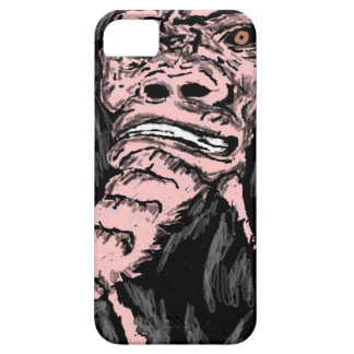 Layer of Cellular Personalized iPhone - Monkey iPhone 5 Cases