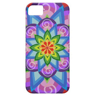 Layer of Cellular Personalized Mandala iPhone 5 Cover