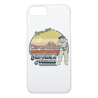 Layer of cellular Summer n' Arcades: Japan iPhone 8/7 Case